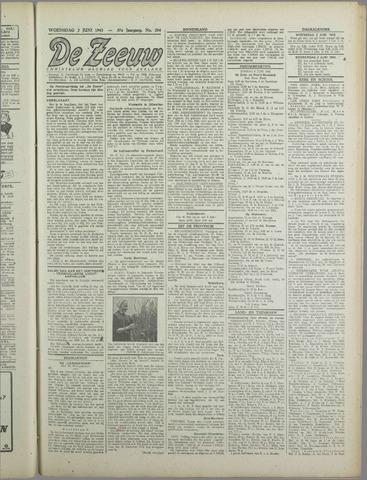 De Zeeuw. Christelijk-historisch nieuwsblad voor Zeeland 1943-06-02