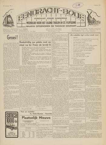 Eendrachtbode (1945-heden)/Mededeelingenblad voor het eiland Tholen (1944/45) 1964