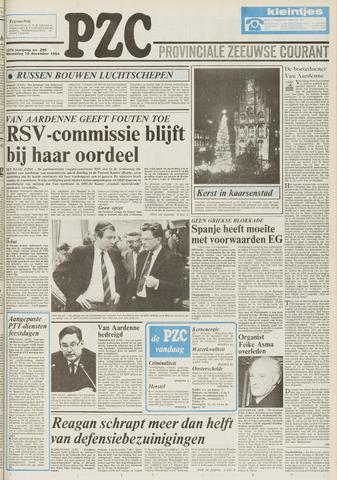 Provinciale Zeeuwse Courant 1984-12-19
