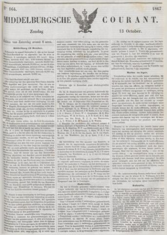Middelburgsche Courant 1867-10-13
