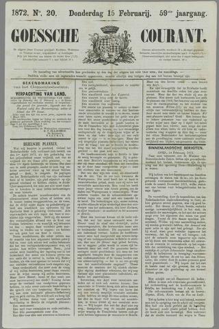 Goessche Courant 1872-02-15