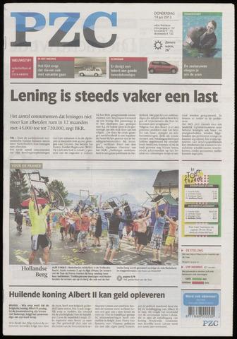 Provinciale Zeeuwse Courant 2013-07-18