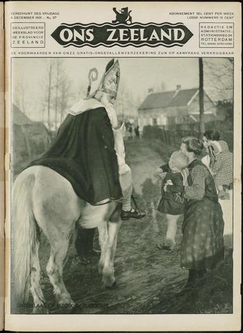 Ons Zeeland / Zeeuwsche editie 1931-12-04