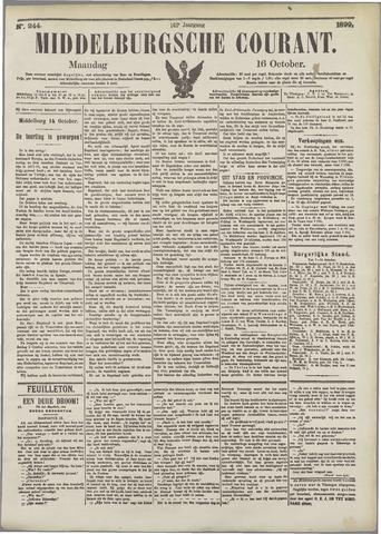 Middelburgsche Courant 1899-10-16