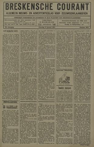 Breskensche Courant 1925-01-10