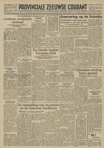 Provinciale Zeeuwse Courant 1948-03-08