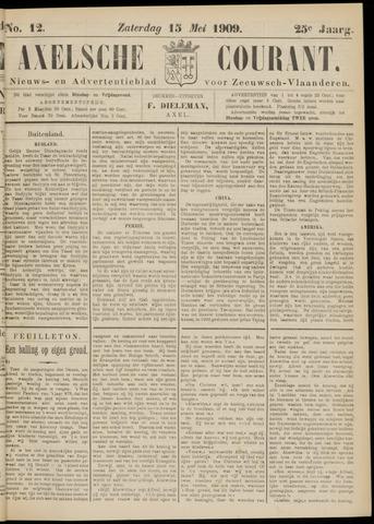 Axelsche Courant 1909-05-15