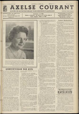 Axelsche Courant 1961-04-29
