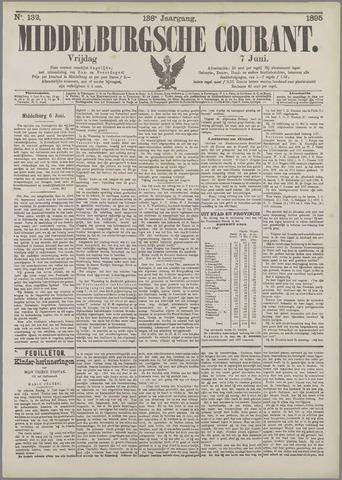 Middelburgsche Courant 1895-06-07