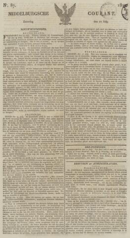 Middelburgsche Courant 1827-07-21
