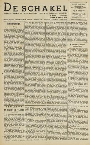 De Schakel 1949-09-02