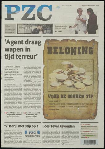 Provinciale Zeeuwse Courant 2014-11-04