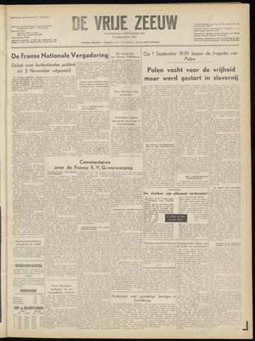 de Vrije Zeeuw 1954-09-01