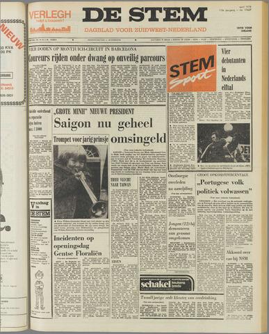 de Stem 1975-04-28