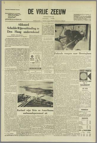 de Vrije Zeeuw 1963-05-14