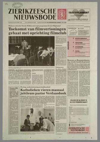 Zierikzeesche Nieuwsbode 1996-09-30