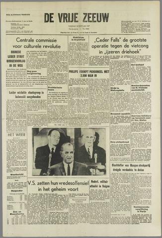 de Vrije Zeeuw 1967-01-13
