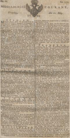 Middelburgsche Courant 1776-05-21