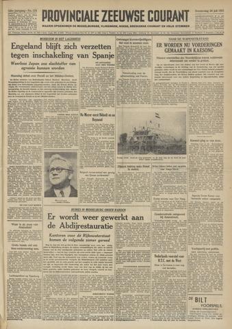 Provinciale Zeeuwse Courant 1951-07-26