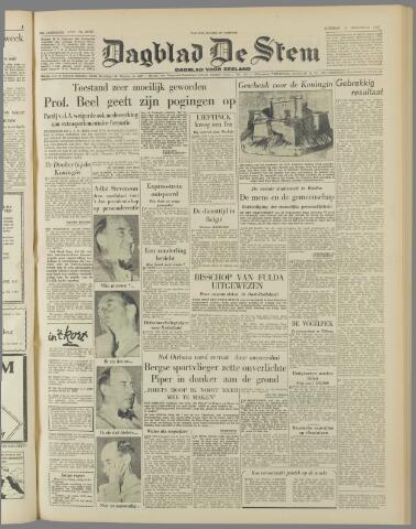 de Stem 1952-08-05