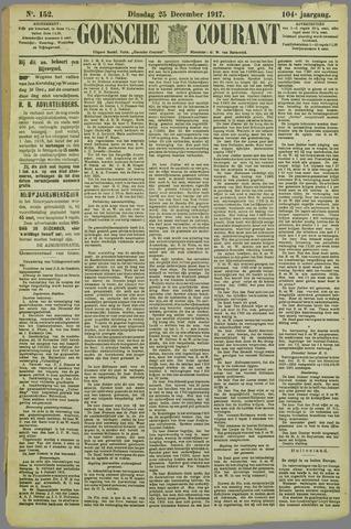 Goessche Courant 1917-12-25