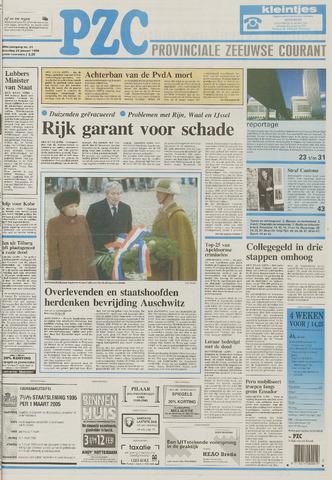 Provinciale Zeeuwse Courant 1995-01-28