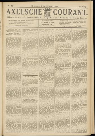 Axelsche Courant 1933-10-06