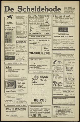 Scheldebode 1961-01-26