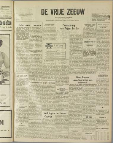 de Vrije Zeeuw 1958-09-10