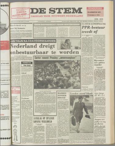 de Stem 1977-08-18