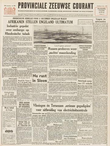 Provinciale Zeeuwse Courant 1965-12-04