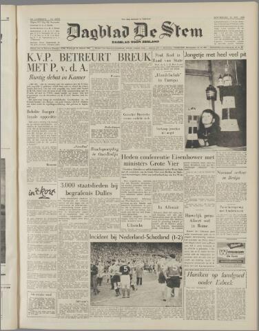 de Stem 1959-05-28
