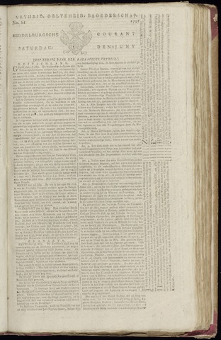 Middelburgsche Courant 1795-06-06