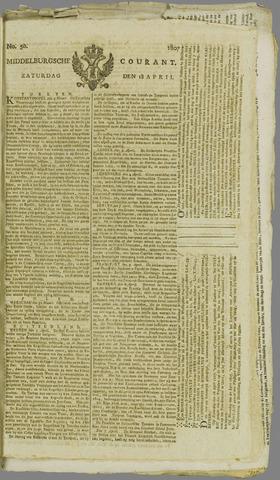 Middelburgsche Courant 1807-04-18