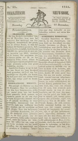 Zierikzeesche Nieuwsbode 1844-12-23