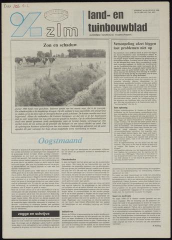 Zeeuwsch landbouwblad ... ZLM land- en tuinbouwblad 1990-08-10