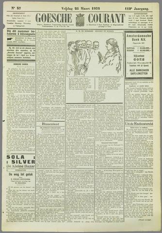 Goessche Courant 1932-03-25
