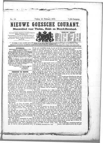 Nieuwe Goessche Courant 1870-02-25