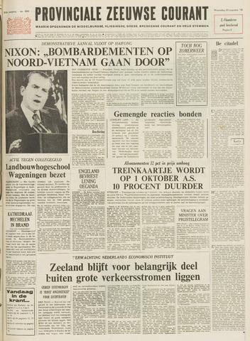 Provinciale Zeeuwse Courant 1972-08-30