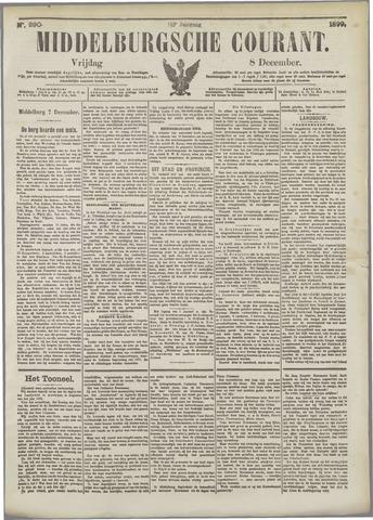 Middelburgsche Courant 1899-12-08