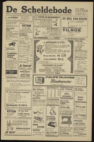 Scheldebode 1961-03-23