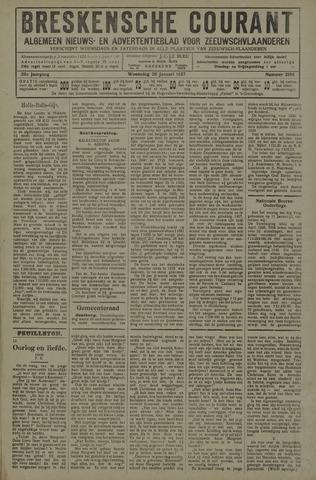Breskensche Courant 1927-01-26