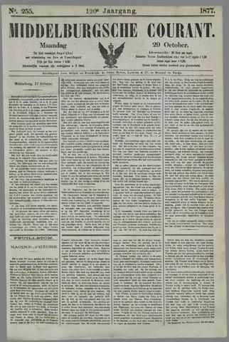 Middelburgsche Courant 1877-10-29