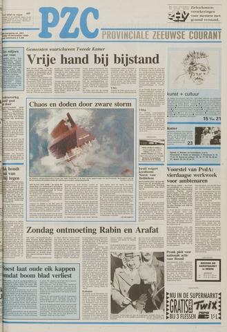 Provinciale Zeeuwse Courant 1993-12-10