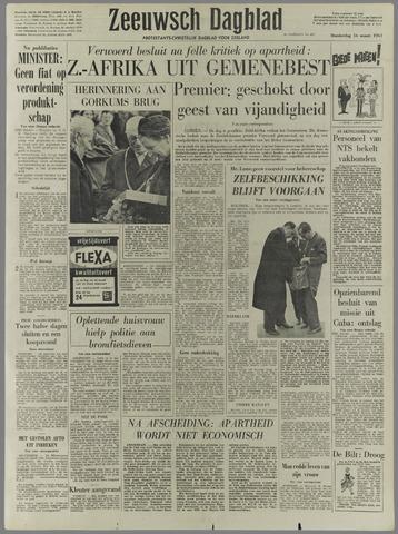 Zeeuwsch Dagblad 1961-03-16