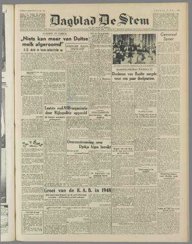 de Stem 1949-05-27