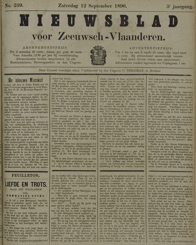Nieuwsblad voor Zeeuwsch-Vlaanderen 1896-09-12