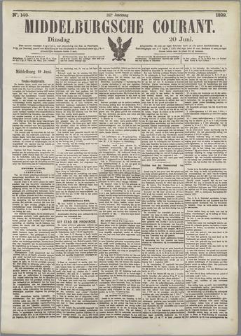 Middelburgsche Courant 1899-06-20