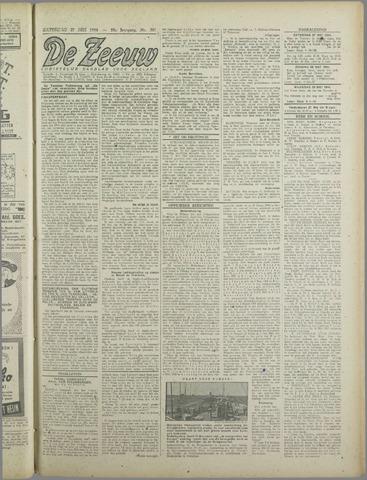 De Zeeuw. Christelijk-historisch nieuwsblad voor Zeeland 1944-05-27