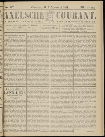 Axelsche Courant 1915-02-06
